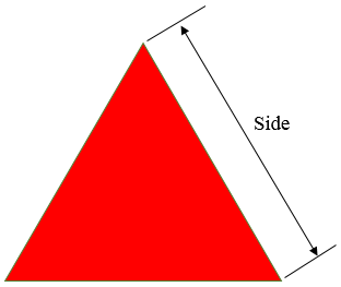 Geometry - Equilateral Triangle